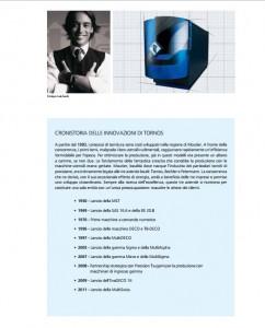 Tornos Enrique Luis Sardi Innovation bussines industrial
