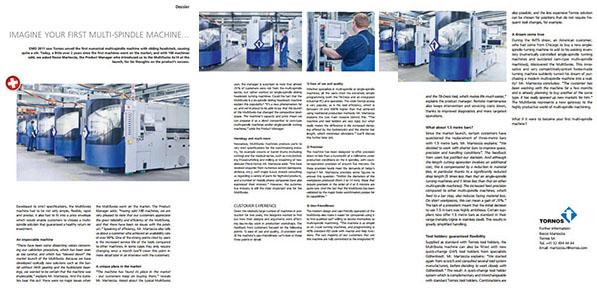 Decomagazine – Worldwide - Tornos MultiSwiss design by Sardi Innovation Enrique Luis Sardi