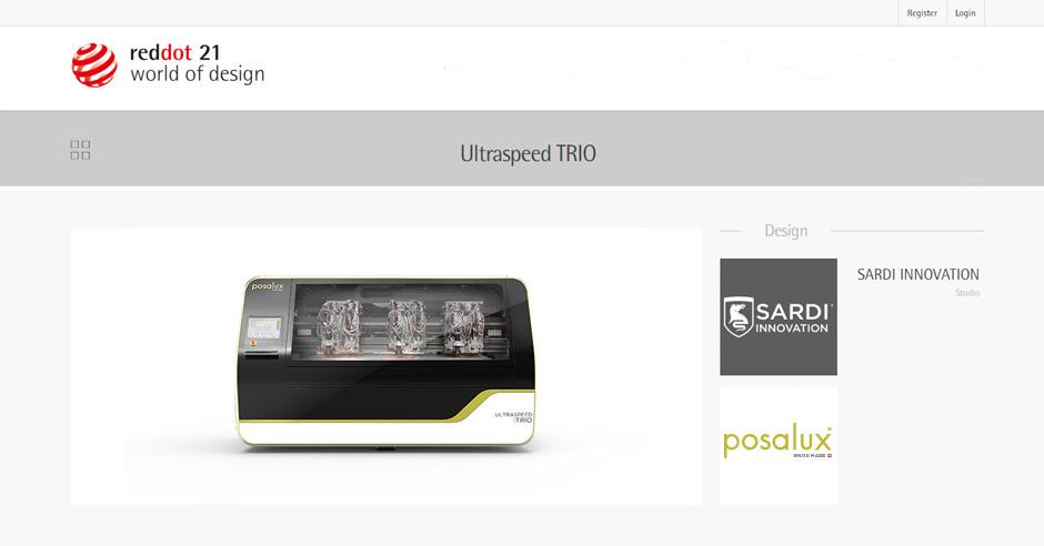Enrique Luis Sardi,PCBX Posalux,Posalux Designer,Sardi Innovation,Ultraspeed