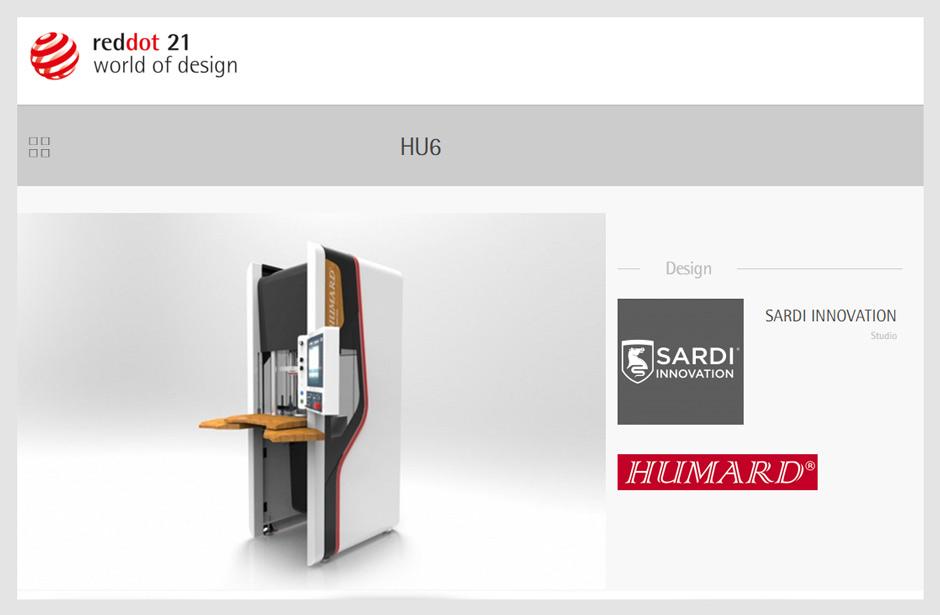 HUMARD HU6, sardi innovation, Enrique Luis Sardi
