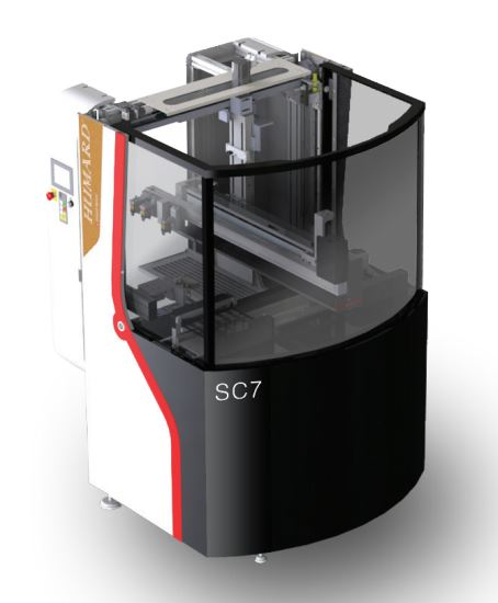 Humard Robot SC7, sardi innovation, Enrique Luis sardi